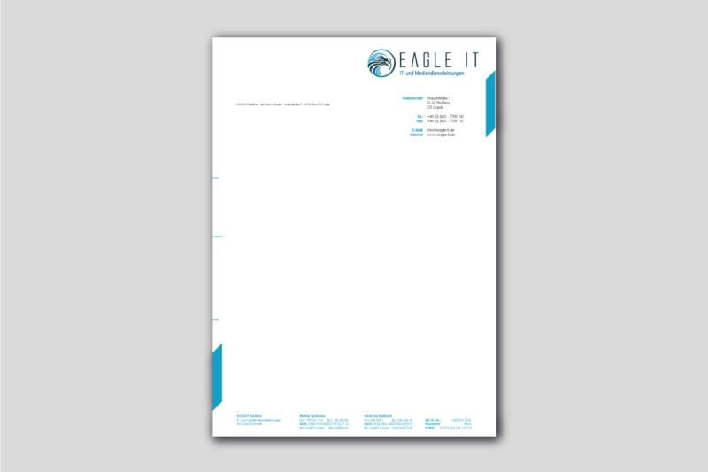 Eagle-IT-Briefpapier