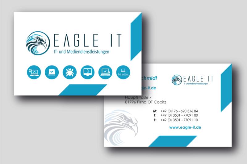 Eagle-IT-Visitenkarte