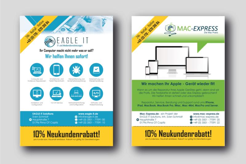Flyer-Eagle-IT-und-Mac-Express