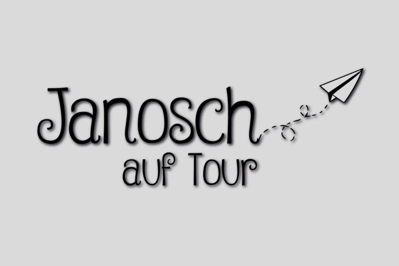 Janosch auf Tour